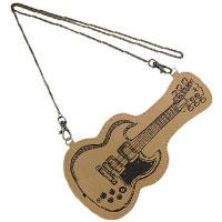 AKIHIDE | RAIN MAN ギター型ポシェット