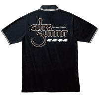 V.A | Guitar Summit ポロシャツ黒