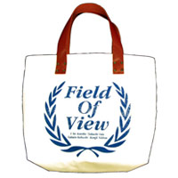 FIELD OF VIEW | FIELD OF VIEW トートバッグ大