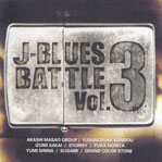 V.A | J-BLUES BATTLE Vol.3