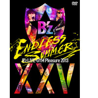 B'z | B'z LIVE-GYM Pleasure 2013 ENDLESS SUMMER -XXV BEST-【完全盤/DVD】