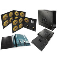 B'z | B'z COMPLETE SINGLE BOX【Black Edition】