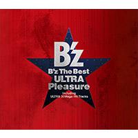 "B'z | 【キャンペーン対象商品】B'z The Best ""ULTRA Pleasure""(2CD+DVD)"