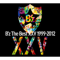 B'z | B'z The Best XXV 1999-2012【通常盤】