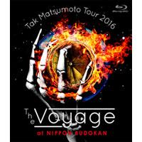 松本孝弘(TAK MATSUMOTO) | Tak Matsumoto Tour 2016 -The Voyage- at 日本武道館【Blu-ray】
