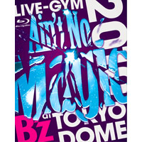 "B'z | B'z LIVE-GYM 2010 ""Ain't No Magic"" at TOKYO DOME【Blu-ray】"