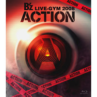 B'z | B'z LIVE GYM 2008 -ACTION-【Blu-ray】