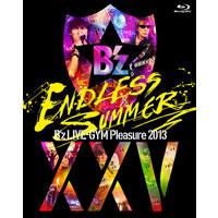 B'z | B'z LIVE-GYM Pleasure 2013 ENDLESS SUMMER -XXV BEST-【完全盤/Blu-ray】