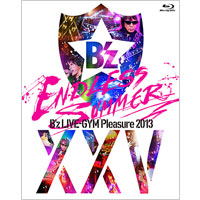 B'z | B'z LIVE-GYM Pleasure 2013 ENDLESS SUMMER -XXV BEST-【通常盤/Blu-ray】