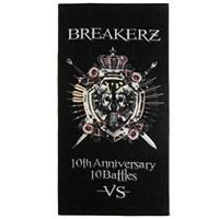 BREAKERZ | 10周年 10番勝負 -VS- バスタオル