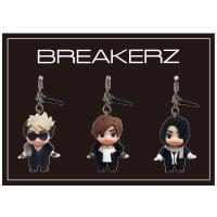 BREAKERZ | 10周年 10番勝負 -VS- ★BREAKERZ×QP★ ストラップセット