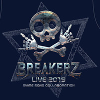 BREAKERZ | ANIME SONG COLLABORATION Tシャツ