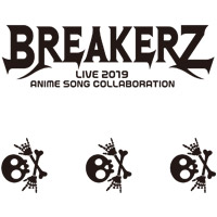 BREAKERZ | ANIME SONG COLLABORATION  ペンライト