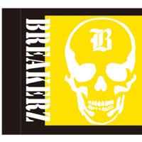 BREAKERZ | 〜筋肉崩壊祭 SHINPEI's BIRTHDAY〜マフラータオル