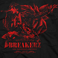 BREAKERZ   〜令和最初のDAIGO's BIRTHDAY〜フォトTシャツ