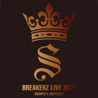 BREAKERZ | 超筋肉崩壊アコースティック祭り SHINPEI's BIRTHDAY LIVE Tシャツ
