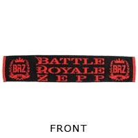 BREAKERZ | BATTLE ROYALE ZEPP 2014 BRZ マフラータオル