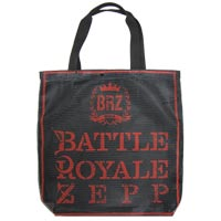 BREAKERZ | BATTLE ROYALE ZEPP 2014 BRZ メッシュバッグ
