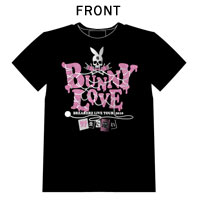 BREAKERZ | BUNNY LOVE ツアーTシャツ