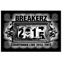 BREAKERZ | COUNTDOWN LIVE 2014-2015 ポストカードセット