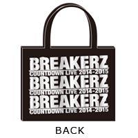 BREAKERZ | COUNTDOWN LIVE 2014-2015 ショッピングバッグ
