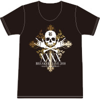 BREAKERZ | DAIGO's 40th BIRTHDAY Tシャツ