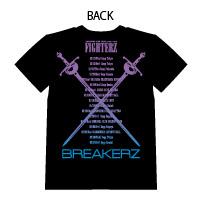 BREAKERZ | FIGHTERZ Tシャツ ロゴ
