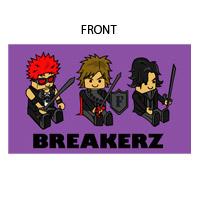 BREAKERZ | FIGHTERZ Tシャツ B.R.Z