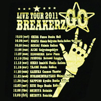 BREAKERZ | GO Tシャツ