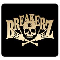 BREAKERZ | GO リストバンド-ブラック