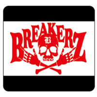BREAKERZ | GO リストバンド-ボーダー