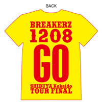 BREAKERZ | GO FINAL-T1208