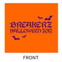 BREAKERZ | HALLOWEEN PARTY 2012 リストバンド/オレンジ