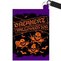 BREAKERZ | HALLOWEEN PARTY 2012 ラバーパスケース