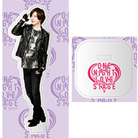 BREAKERZ | -ONE NIGHT LOVE STAGE- 【LOVE STAGE】アクリルスタンドセット