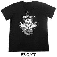 BREAKERZ | STANDARD COLLECTION Tシャツ