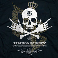 BREAKERZ | SPRING PARTY 2016 Tシャツ