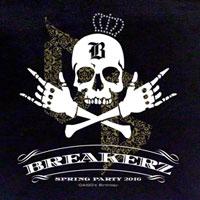 BREAKERZ | SPRING PARTY 2016 ラグジュアリーミニトート