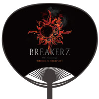 BREAKERZ | 〜灼熱のREAL SUMMER PARTY〜うちわ