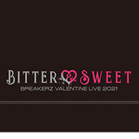 BREAKERZ | VALENTINE LIVE 2021 パーカー