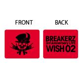 BREAKERZ | WISH 02 リストバンド