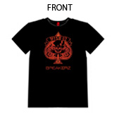 BREAKERZ | WISH 02 Tシャツ
