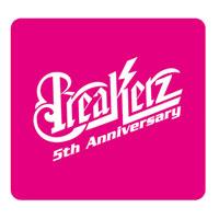 BREAKERZ | WISH 4U リストバンドピンク