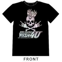 BREAKERZ | WISH 4U TシャツA