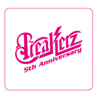 BREAKERZ | WISH 4U リストバンド白