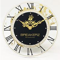 BREAKERZ | BREAKERZ X グラスクロック
