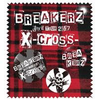 BREAKERZ   X-cross- 缶バッジセット