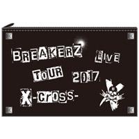 BREAKERZ | X-cross- ポーチ