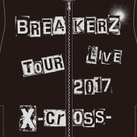 BREAKERZ | X-cross- BIG パーカー