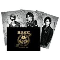 BREAKERZ | LIVE TOUR 2015 0-ZERO- ミニクリアファイル&蓋付ファイルセット